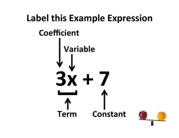 Combining Like Terms Introduction Lesson