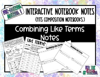 Algebra 1 Unit 1 Review Worksheets & Teaching Resources | TpT