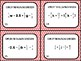 Simplifying Expressions (Combine Like Terms) with Rational Task Cards (36Q)