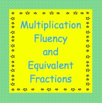 Combining Multiplication Fluency with Simplifying Fractions to Simpliest Form