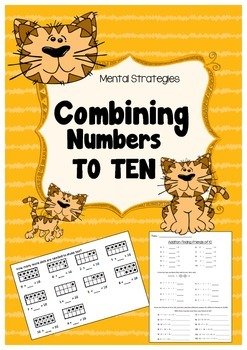 Combining Numbers to 10