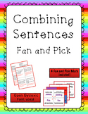 Combining Sentences Fan and Pick Game