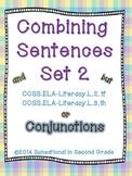 Combining Sentences: Set 2