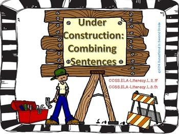 Combining Sentences Set 3