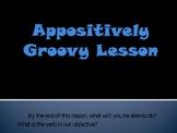 Combining Sentences Using Apositives
