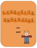 """Combining Sentences With """"and"""" : Two Worksheets and Craftivity"""
