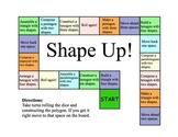 Combining Shapes Game