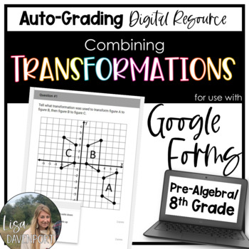 Combining Transformations- for use with Google Forms
