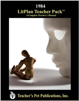 LitPlan Combo Pack: 1984