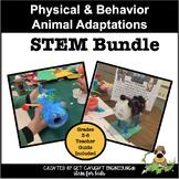 Adaptations  Physical & Behavioral STEM Activities Bundle
