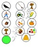 Thanksgiving/Fall FOREIGN LANGUAGE Workbooks & Games pack