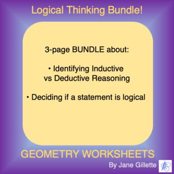 Combo Set: Logical Thinking