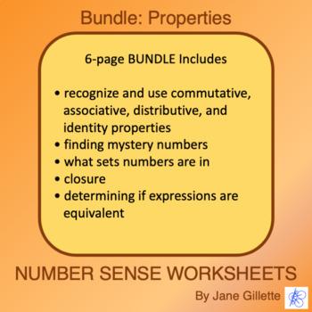 Combo Set: Properties