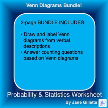 Bundle: Venn Diagrams