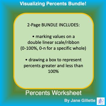 Combo Set: Visualizing Percents