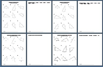 Combo: The Pythagorean Theorem