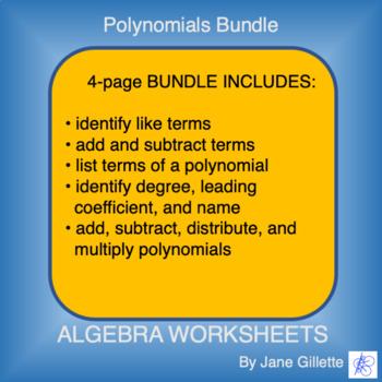 ComboSet: Polynomials