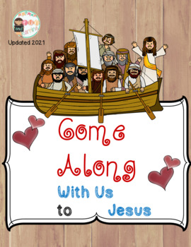 Catholic Religion Curriculum  Come Along With Us to Jesus