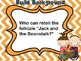 Come Back, Jack! ~ 2nd Grade Open Court Resources