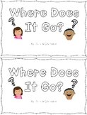 Come Does Sight Word Book Bundle