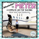 Come Fly With MEter! Introduction to Meter in Music, Time