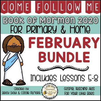 Come, Follow Me 2020 - February Bundle