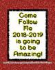 Come Follow Me Appreciation  #13 - August Event Freebie  #StartFreshBTS