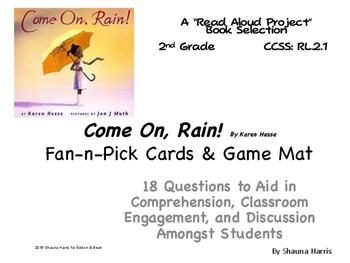 Come On, Rain Fan-N-Pick