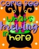 Come See What's Brewing in Here Halloween Bulletin Board, Door Decor, or Poster