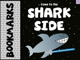 "Star Wars - Come To The ""SHARK"" Side Bookmarks/Posters (SHARK WEEK)"