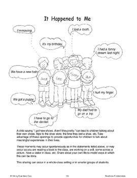 Come Together (Oral Language Skills)
