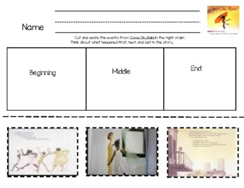 Come on Rain Sequencing Activity