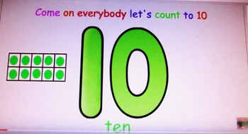Come on everybody let's count to 10
