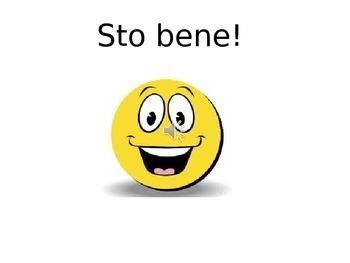 Come stai?--Italiano