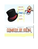 Comedic Ladder, Humor Theory, Importance of Being Earnest, Satire Prezi
