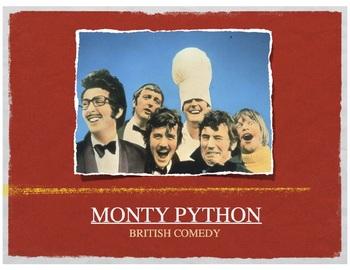Comedy Mini-Unit