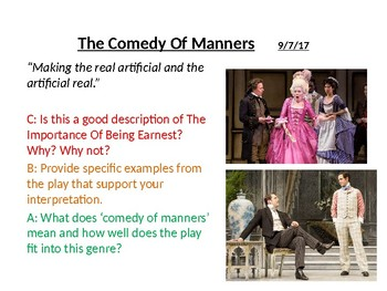 Comedy of Errors - Pygmalion - Much Ado
