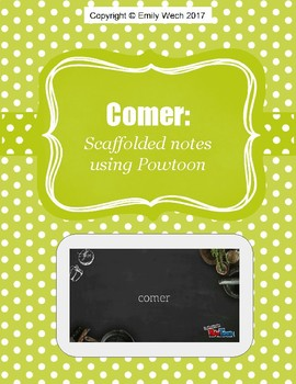 Comer - scaffolded notes