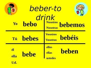 Comer y Beber