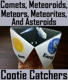 Comets, Meteors, Meteoroids, Meteorites, & Asteroids (Space Science/ Astronomy)