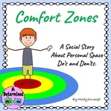 Comfort Zones!    Black and White Options Included