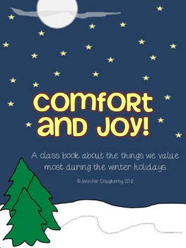 Comfort and Joy - A Class Book