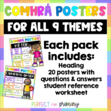 Comhrá Pack Bundle for all 9 gaeilge themes