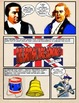 Comic 180: Early America, 6.2 (American Revolution, Paul Revere - Boston Siege)