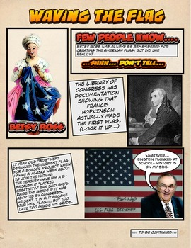 Comic 180: Early America, 6.6 (War Effort)