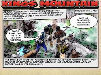Comic 180 PowerPoint 6.13, Hope, Determination & Victory in the Revolution