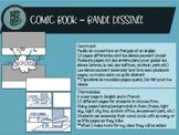 Comic Book Bande dessinée