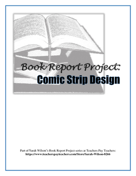 Comic Book Book Project