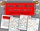 Comic Book Bump Addition and Multiplication: Fact Fluency Game and Center