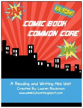 Comic Book Common Core
